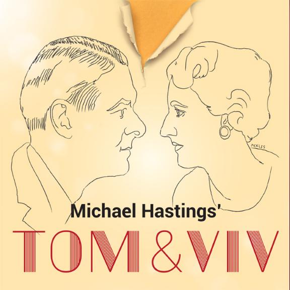 Tom and Viv poster