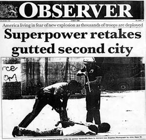 Superpower retakes city