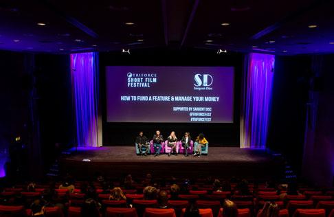 2017 Triforce Short Film Festival