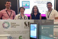 Sargent-Disc attends Media Production Show 2017