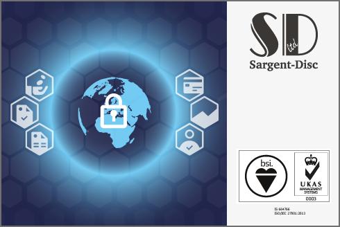 Sargent-Disc: Keeping your data safe
