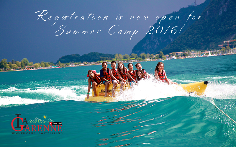 LG Summer Camp 2016
