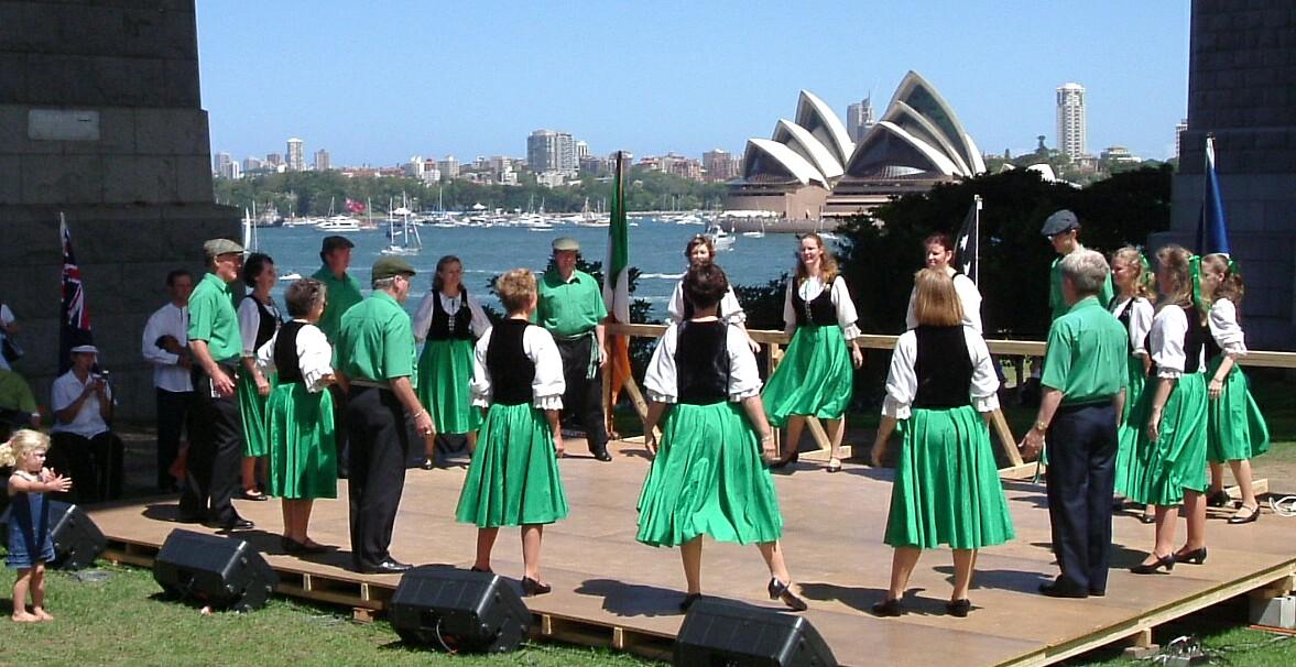 Sydney Irish Ceili Dancers