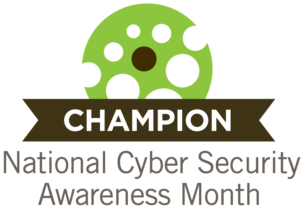 National Cyber Security Awareness Month Champion