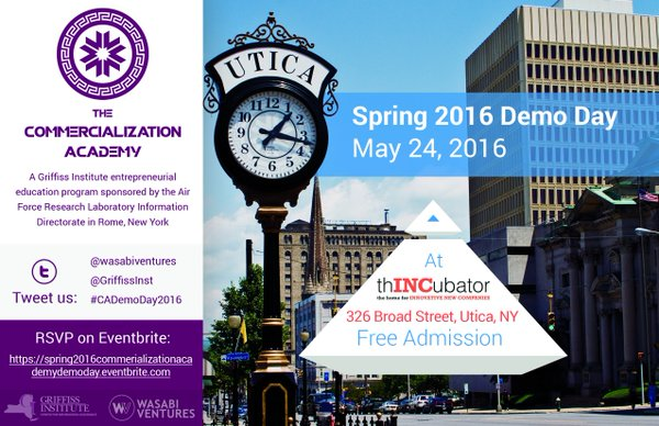 Demo Day 2016 Event