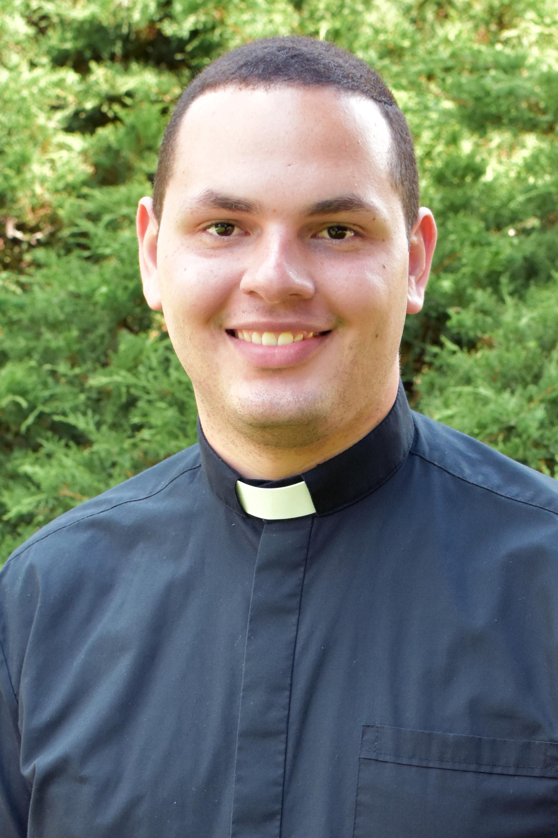 Deacon Gerardo Olivera