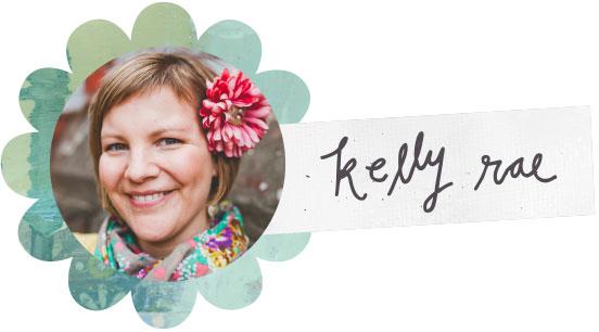 Kelly Rae Signature