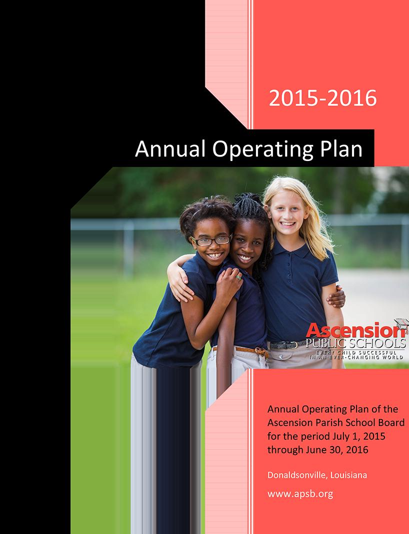 2015-16 Budget Plan