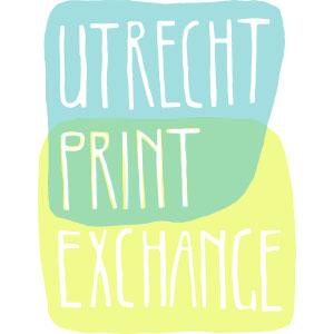 Utrecht Print Exchange logo