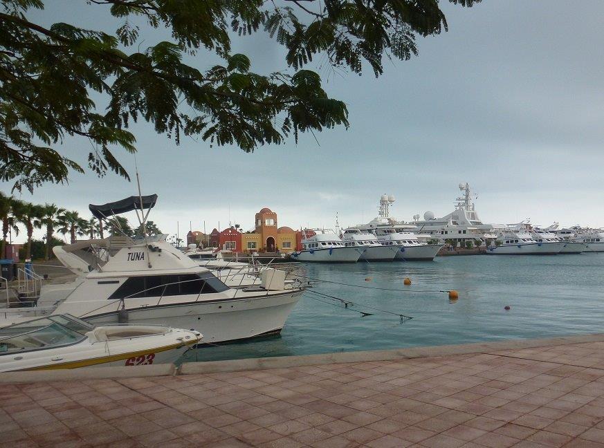 Photo Hurghada Marina, Egypt