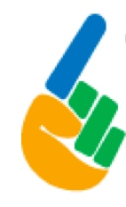 image of t-guide hand logo