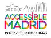 Image Accessible Madrid logo
