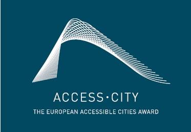 EC Accessible cities award logo