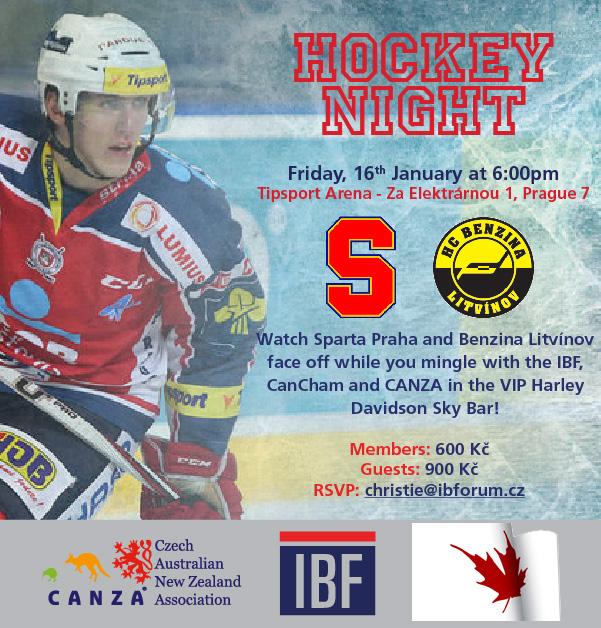 Hockey Night | Friday, 16th January | Tipsport Arena