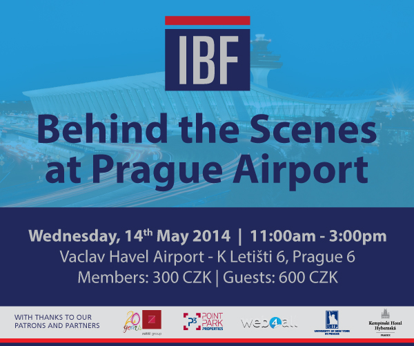Behind the Scenes @ Prague Airport   14th May 2014