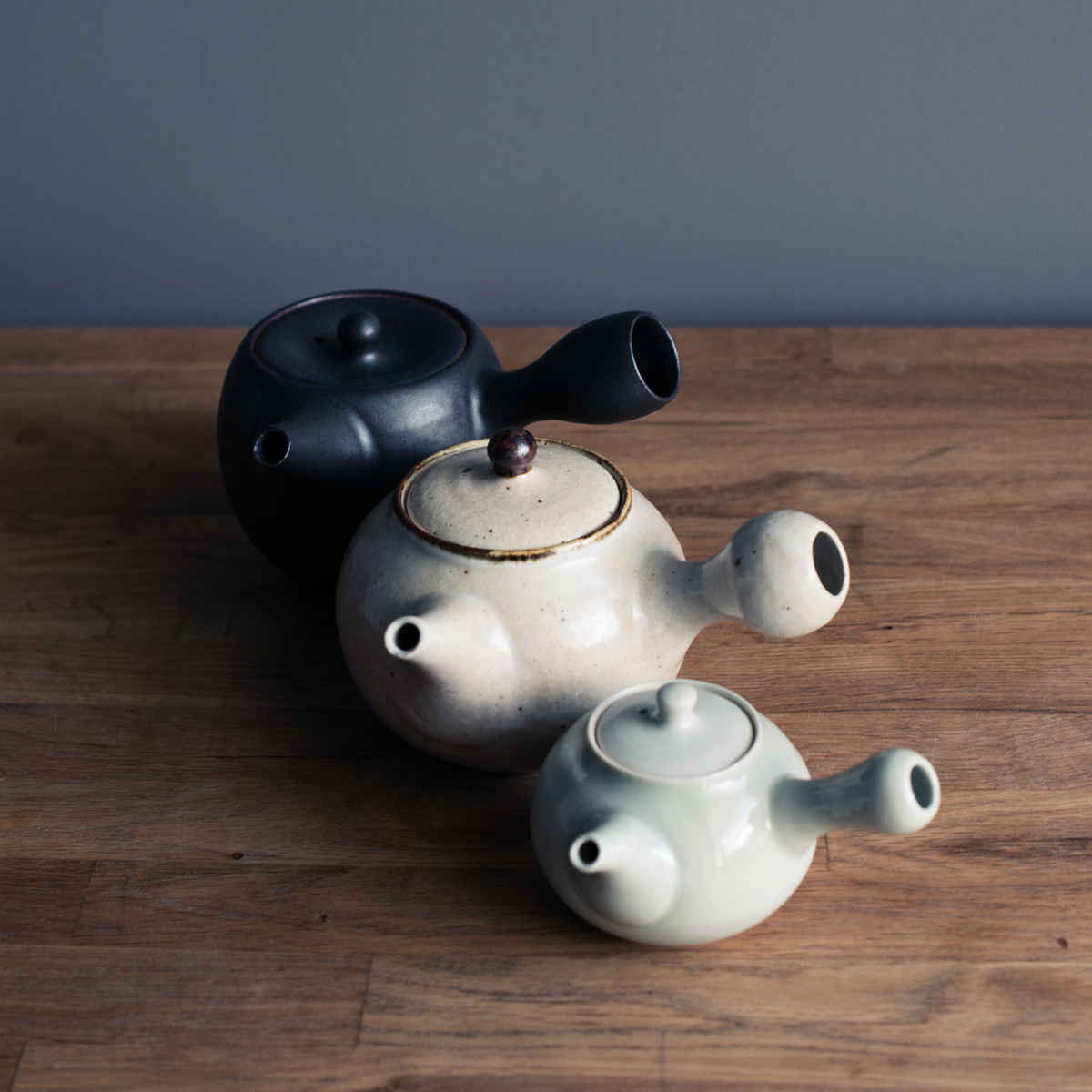 Iga Tea Dealers Kyusu Collection