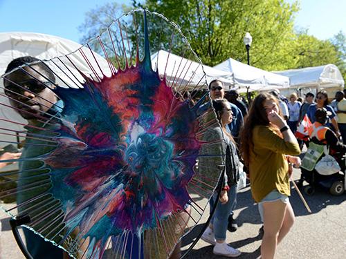 Atlanta Dogwood Festival Photos