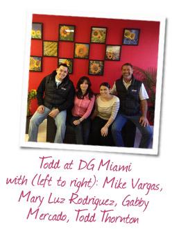 Todd at DG Miami