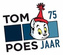 Logo Tom Poes 75 Jaar