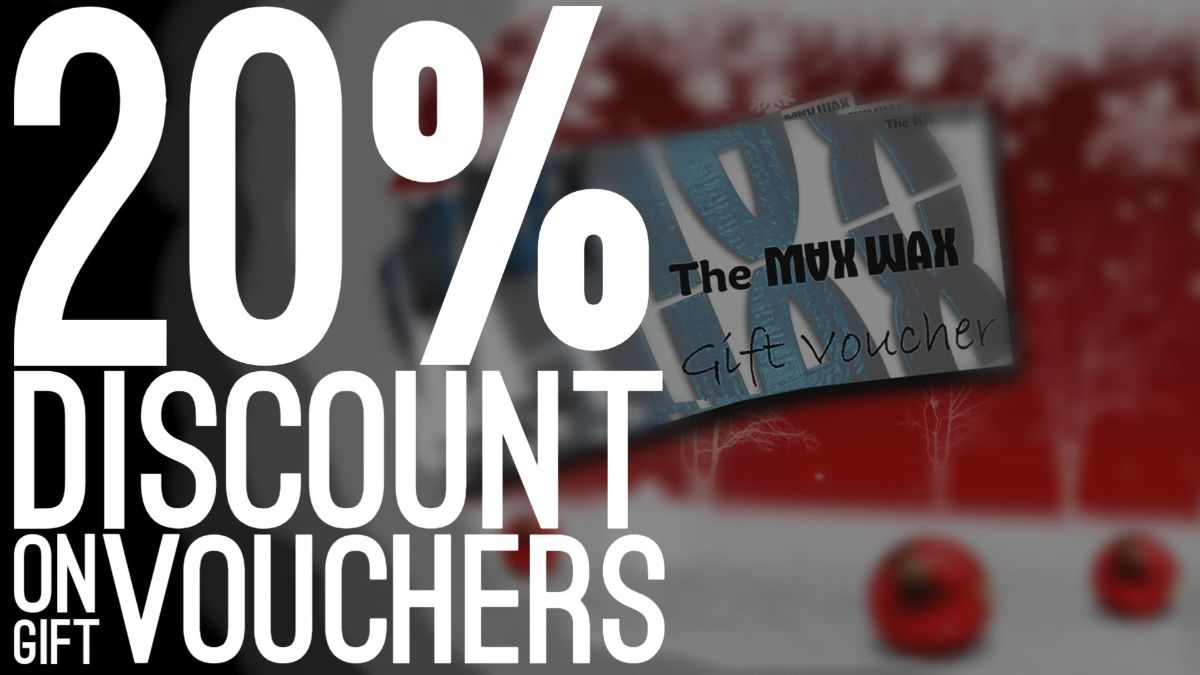 20% off Christmas Gift Vouchers