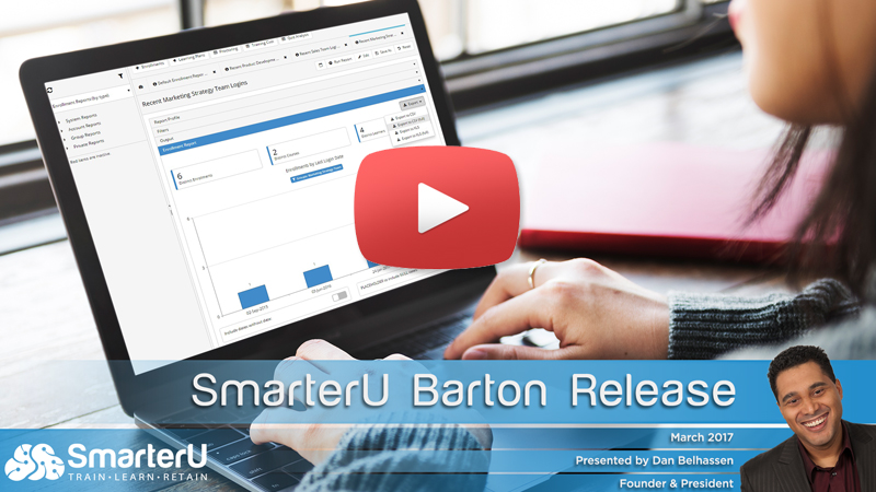 Barton Release Walkthrough