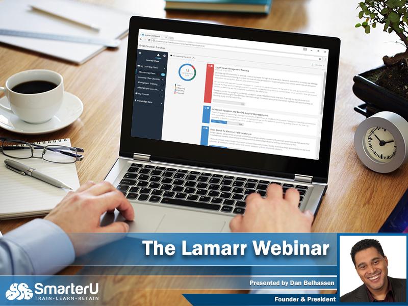 The Lamarr Webinar