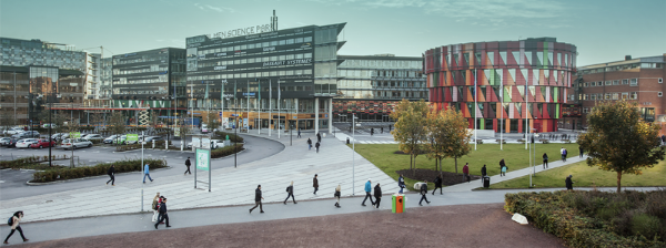 Lindholmen Science Park - Connecting research, business, and education. Senaste nytt.