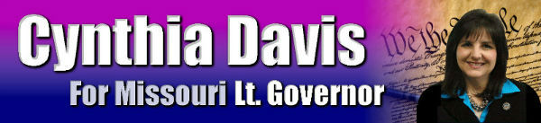 Cynthia Davis for Missouri Lt. Governor