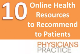 Physician Practice include Medivizor in a top-10 list