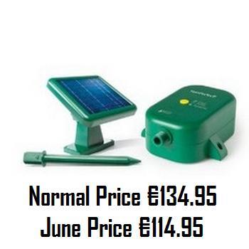 Solar-Water-Butt-Pump