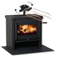 Heat-Powered-Stove-Fan