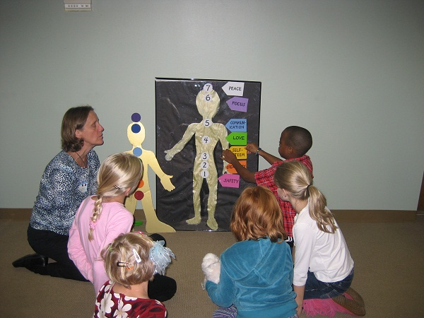 Coming This Fall: Healing Touch Classes for Children and Teens
