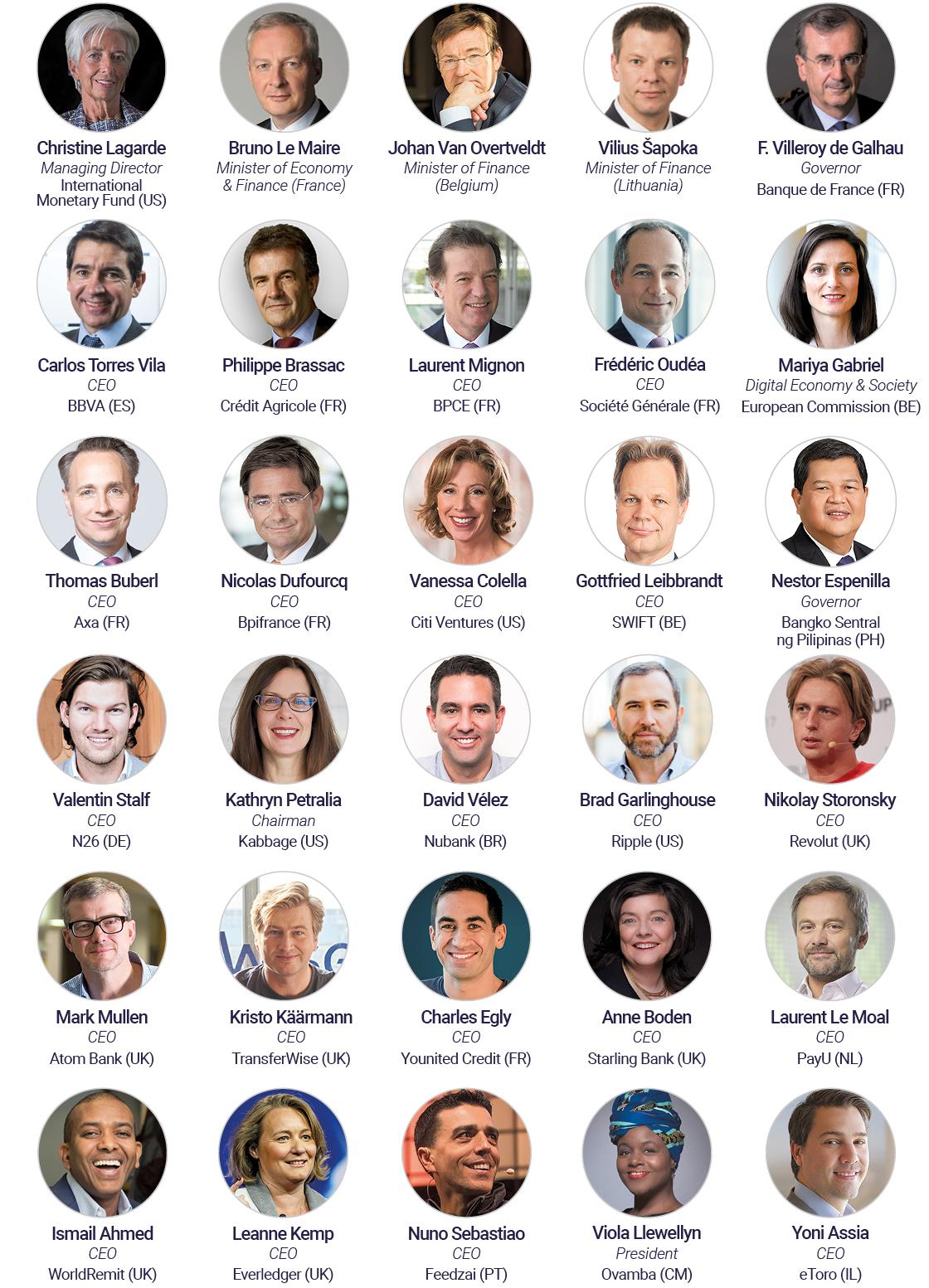 Paris Fintech Forum'a davetlisiniz