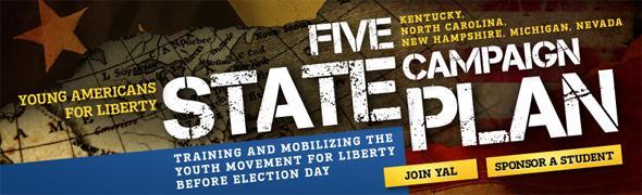 YAL's Five-State Plan