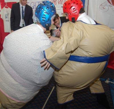 YAL Sumo Wrestling