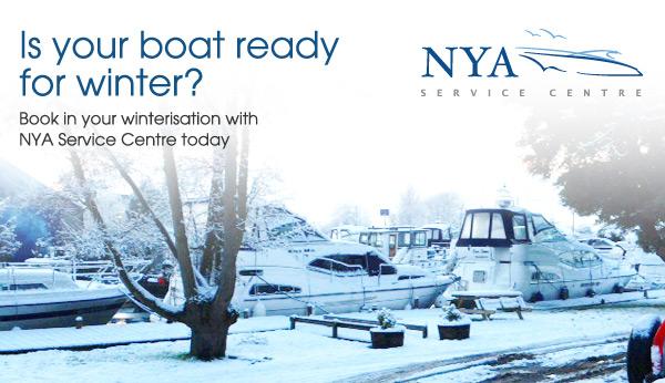 NYA Service Centre Winterisation