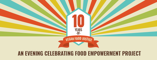An Evening Celebrating Food Empowerment Project