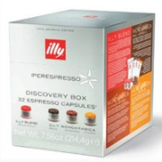 Illy MIE-capsules Monoarabica Discovery Box
