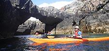 Cumbria Students Experience Kayaking