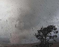 Kilauea Explodes