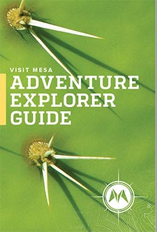 Visit Mesa Adventure Explorer Guide