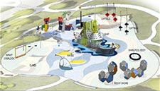 Buffalo Harbor Playground
