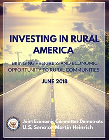 Investing in rural America Cover
