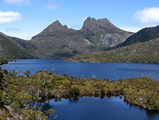 Tasmania Cradle Mountain  Area