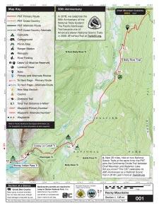 Sample PNT Map