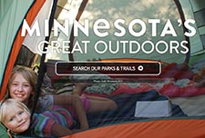 Minnesota Great Outdoors Website