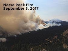 Norse Peak Fire