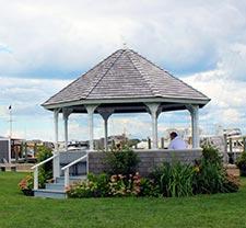 Gazebo Park Rhode Island