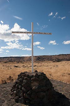 Canby Cross- Lava Beds National Monument