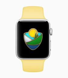 Apple Watch Sticker